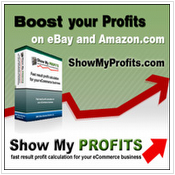 eBay and Amazon.com profits