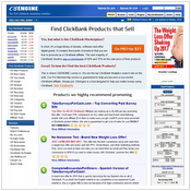 Find ClickBank Products